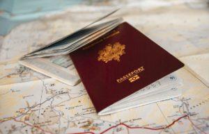 結婚ビザ取得のための入国手続き