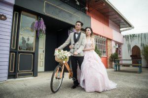 海外で国際結婚をする