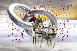 外国で日本人同士が結婚する